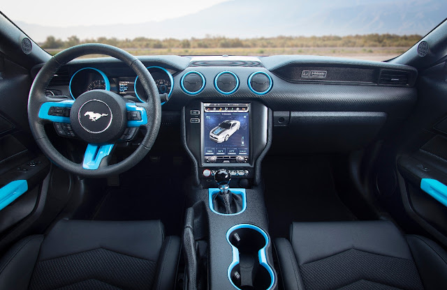 """Mustang Lithium: """"muscle car"""