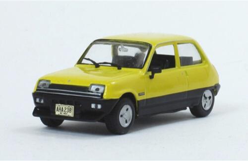 Grandes autos memorables Renault 5 Mirage Zapatito