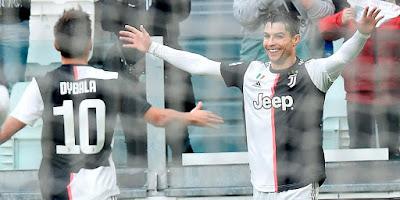 Hasil pertandingan Juventus vs Udinese
