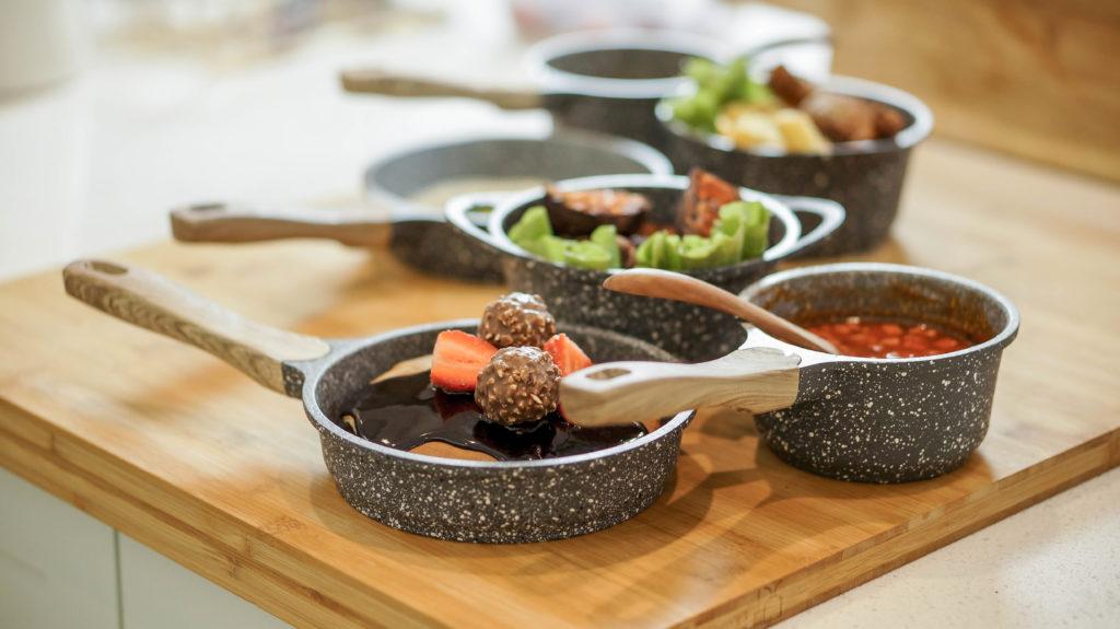 Debellin Premium Cookware, Panci Premium Berteknologi Jerman