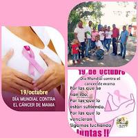 """Jóvenes Guerrero de Dios realizara 2da caminata  """"Día Mundial Contra el Cáncer de Mama"""","""