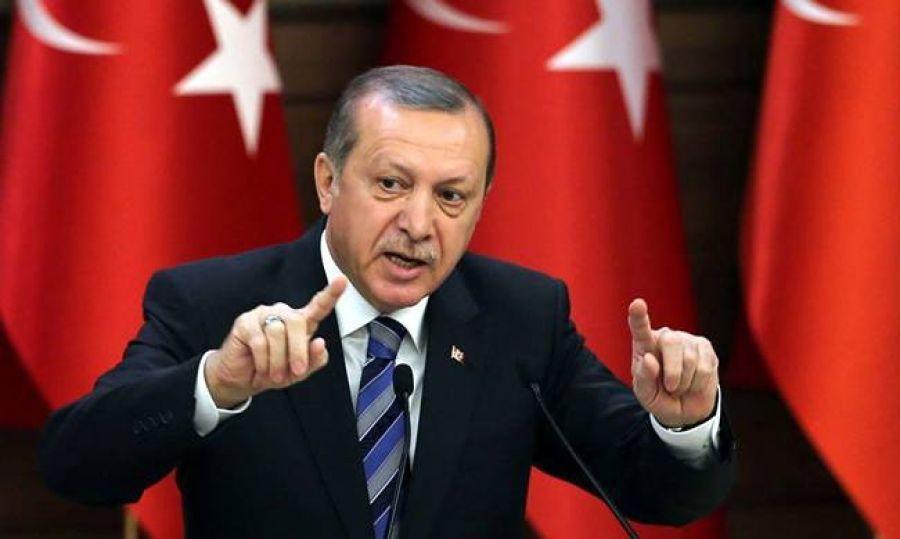 Ερντογάν: Η Ελλάδα υπεύθυνη για τις ζημιές που θα πάθει
