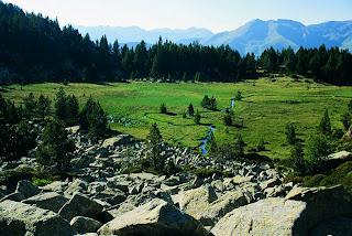 Caminos de Andorra - 54 itinerarios para recorrer el Principado