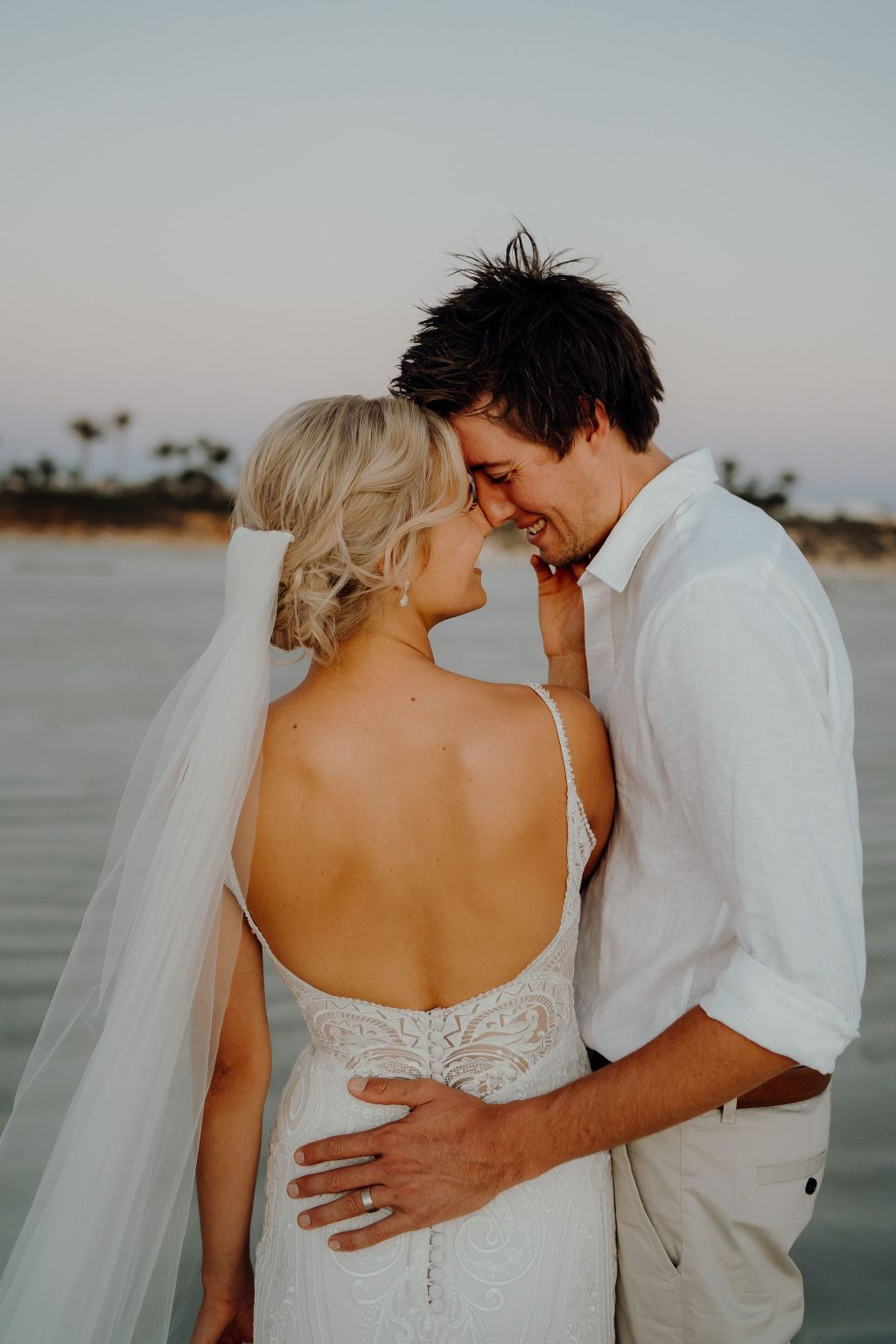 julia rau photography cable beach wedding broome brides by design bridal gown floral design cake
