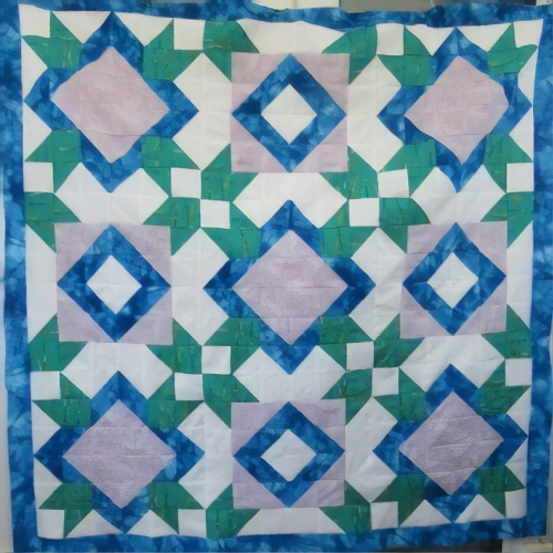 Michigan Beauty Quilt - Free Pattern