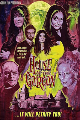 Poster - House of the Gorgon (2019)