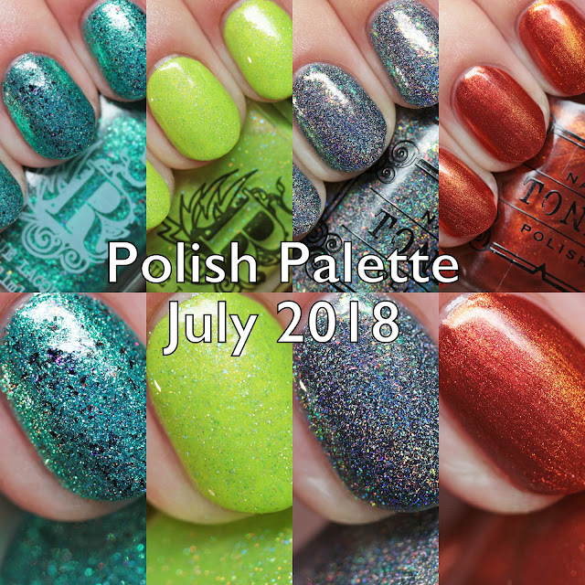 Polish Palette July 2018