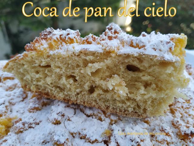 Coca De Pan Del Cielo