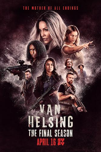Van Helsing Temporada 5 (HDTV 720p Ingles Subtitulada)