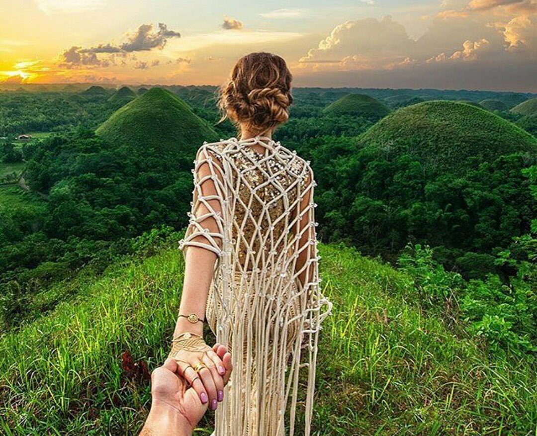 Bohol travel, Philippine Travel, Chocolate Hills Bohol