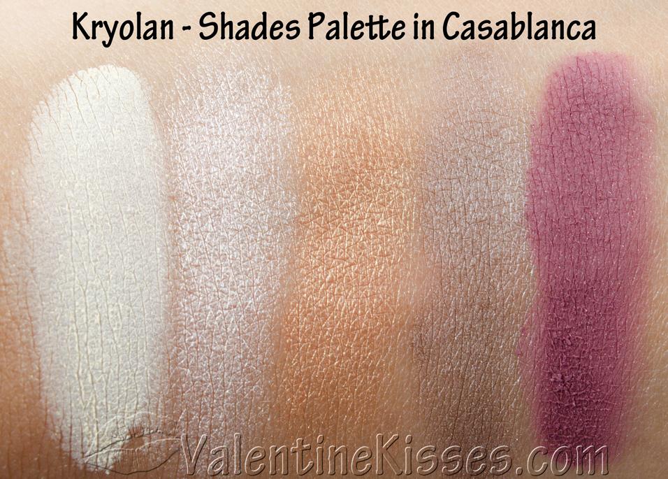 Lip Rouge Mini Palette 18 Colors by kryolan #16