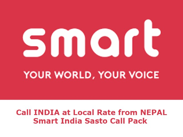 Cheap Call India from Nepal