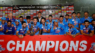 Asia Cup 2016 Video Highlights