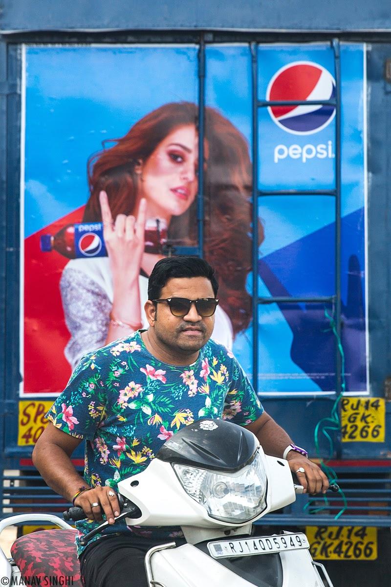 #StreetPhotography  #Jaipur