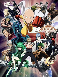 One Punch Man In Hindi Dubbed