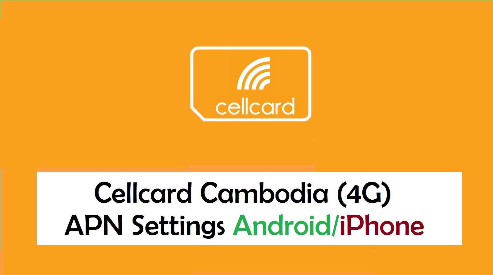 Cellcard Cambodia