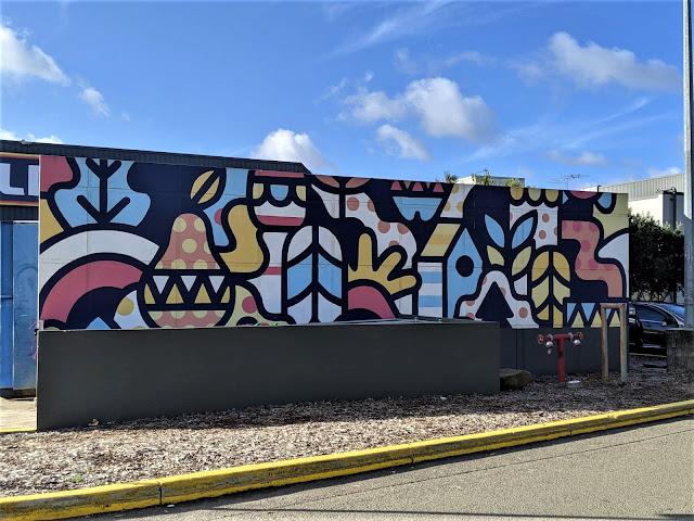 Casula Street Art | Nico