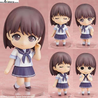 FIGURA NENE ANEGASAKI UNIFORME ESCOLAR Ver. NENDOROID LOVE PLUS GOOD SMILE COMPANY