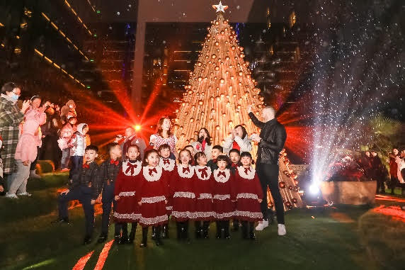 A Festive Season of Love at The Temple House Chengdu