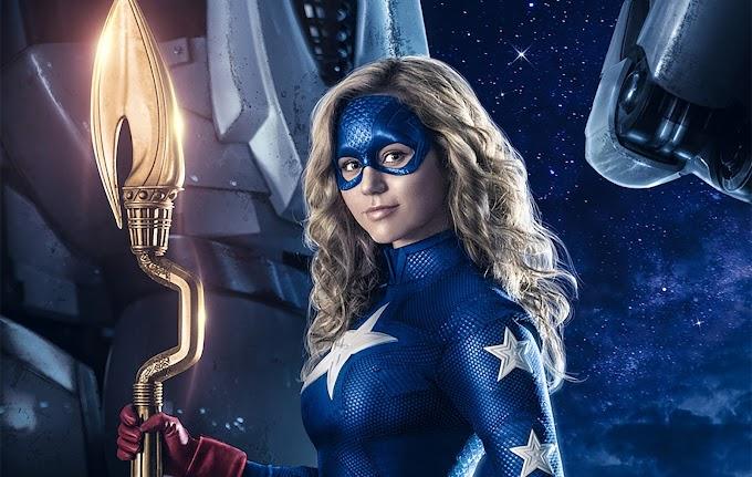 Hay chica nueva en el universo serial DC: Llega Stargirl