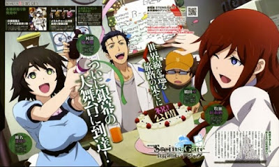 Download Stains Gate Movie Fuka Ryouriki no Deja Vu Subtitle Indonesia