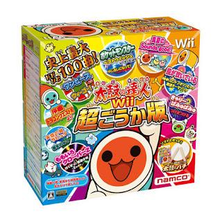 Taiko no Tatsujin Wii Chogouka-Ban