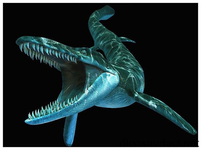 Tylosaurus mahluk prasejarah paling menyeramkan dan menakutkan yang pernah ditemukan
