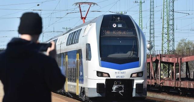 A MÁV-Start ötven darab hibrid villamos motorvonat beszerzésére indított közbeszerzési eljárást