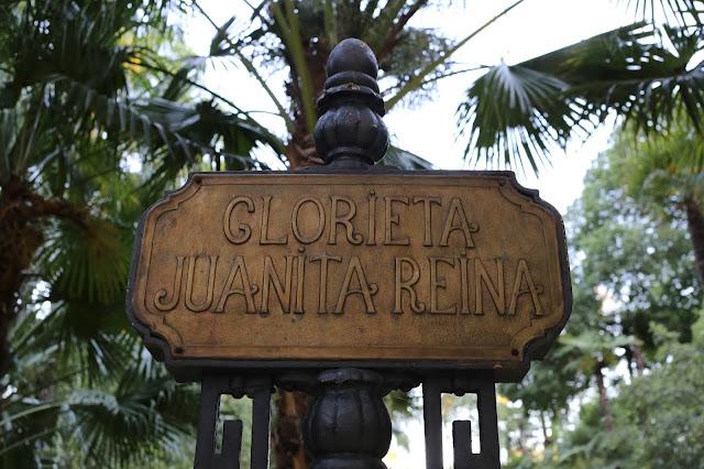Glorieta de Juanita Reina