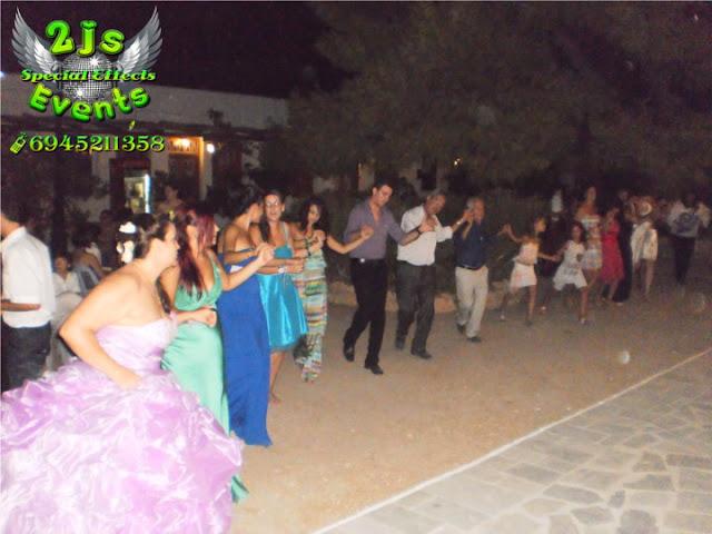 DJ ΓΑΜΟΣ ΣΥΡΟΣ SYROS2JS EVENTS