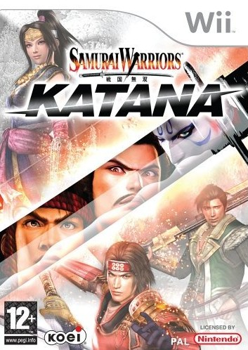 Samurai Warriors Katana %255BEnglish%255D - Samurai Warriors Katana Wii