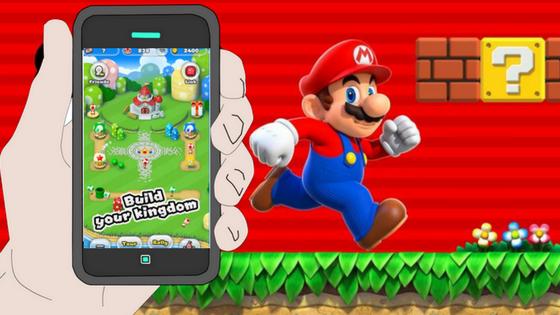 Pengguna Android Kini Kebagian Super Mario Run