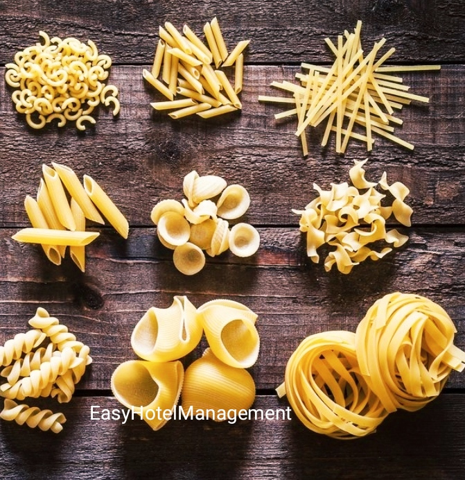 Pasta | History | Types | Quality | Faults | Pasta Cooking