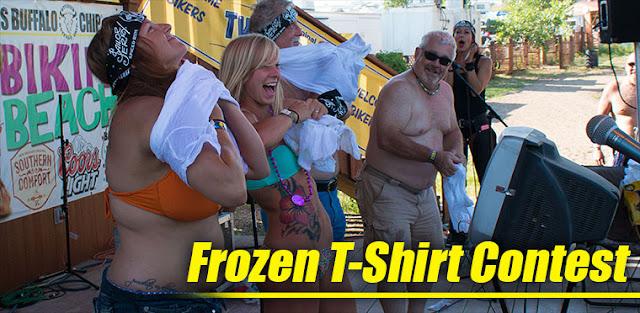 Frozen T-Shirt Contest