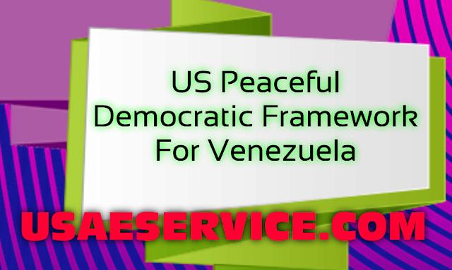 United States And Venezuela Democratic