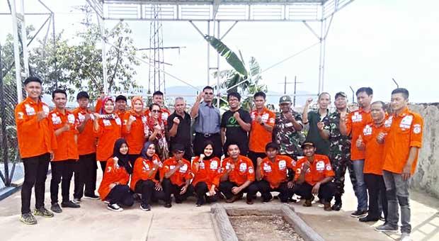 Gerakan Hejo & Desa Lengkong Tangani Sampah 'Smart Village'