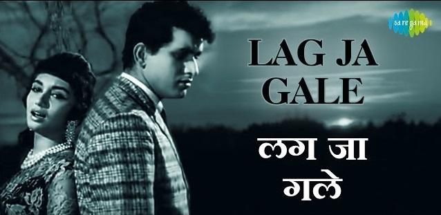 Lag Ja Gale Lyrics English – Lata Mangeshkar