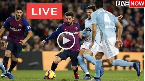 بث مباشر مشاهدة مباراة برشلونة وسيلتا فيغو اليوم 01-10-2020 في الدوري الاسباني