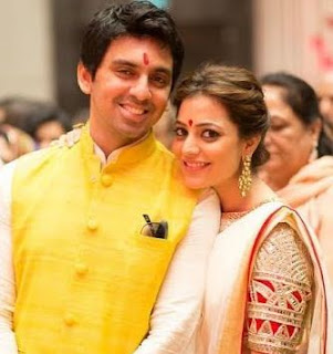 Nisha Agarwal Family Husband Parents children's Marriage Photos