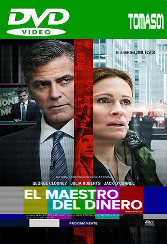 El maestro del dinero (2016) DVDRip