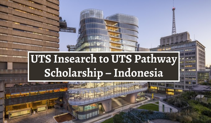 UTS Insearch to UTS Pathway funding for Indonesian Students in Australia