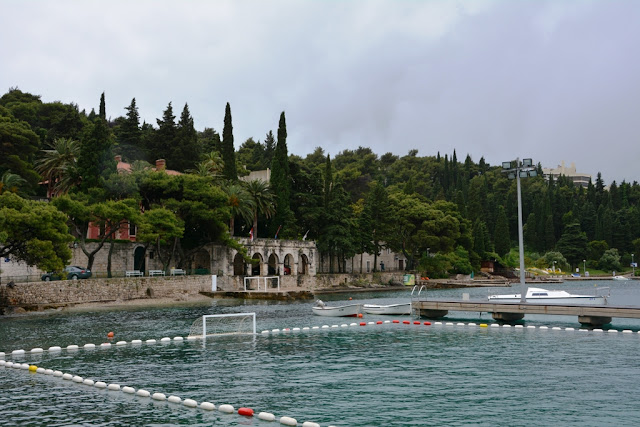 Cavtat Croatia Waterpolo