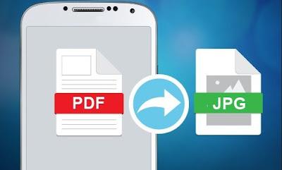 Aplikasi Android untuk Merubah File PDF ke JPG