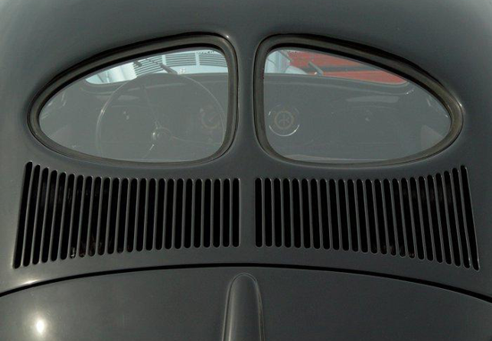 Volkswagen Type 1 - Split window