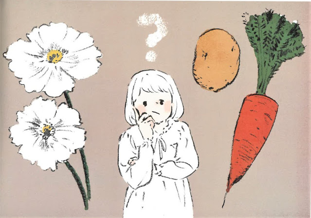 Review de La hora de la jardinería de la pequeña forastera de Nagabe - ECC Ediciones