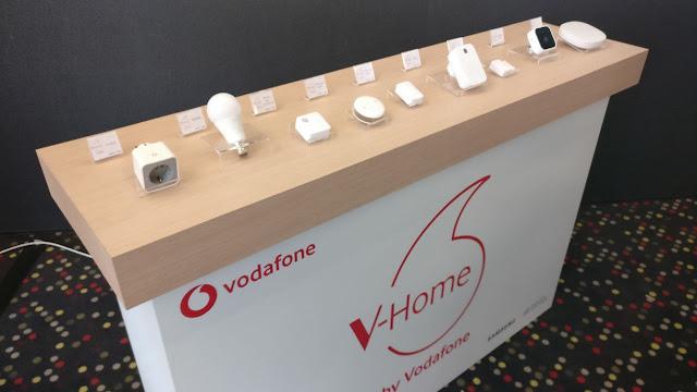 Vodafone incluye Google Home en su producto V Home