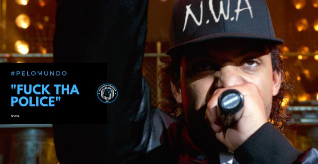 """""""Fuck Tha Police"""" do NWA é tocado em canal de comunicação da policia de Chicago"""