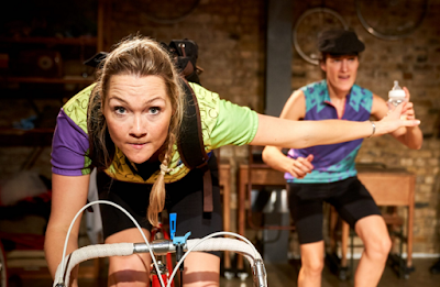 Beryl @ The Arcola Theatre