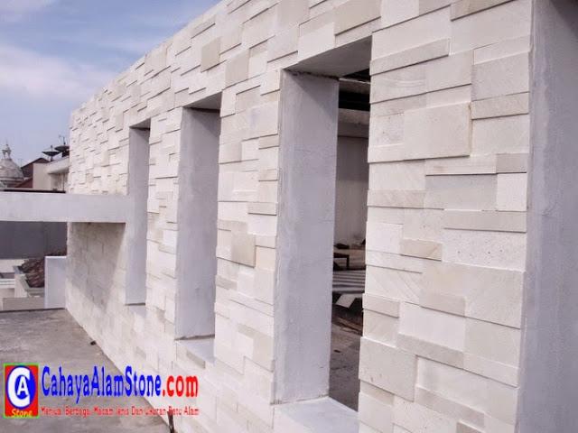 Daftar Harga Jual Batu Paras Jogja Untuk Dinding Terbaru