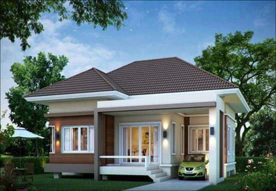Astonishing 20 Small Beautiful Bungalow House Design Ideas Ideal For Philippines Largest Home Design Picture Inspirations Pitcheantrous